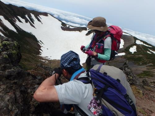羊蹄山登頂100回達成祝賀登山会、2018.6.10ー同行者からの写真ー_f0138096_20254773.jpg