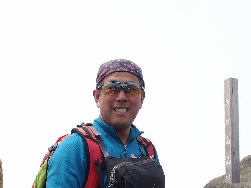 羊蹄山登頂100回達成祝賀登山会、2018.6.10ー同行者からの写真ー_f0138096_20280054.jpg