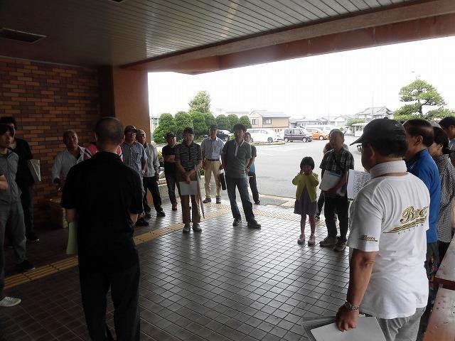 災害時の周辺7町内の避難場所 今年も吉原高校の現場確認会開催_f0141310_07013030.jpg