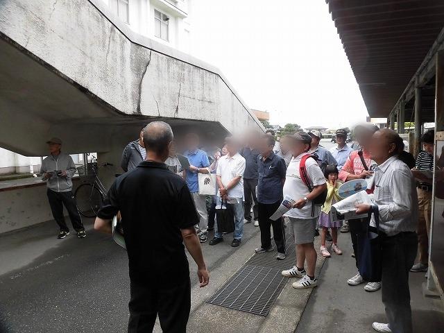 災害時の周辺7町内の避難場所 今年も吉原高校の現場確認会開催_f0141310_07013636.jpg