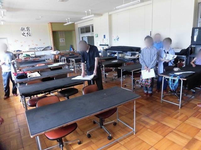 災害時の周辺7町内の避難場所 今年も吉原高校の現場確認会開催_f0141310_07015378.jpg