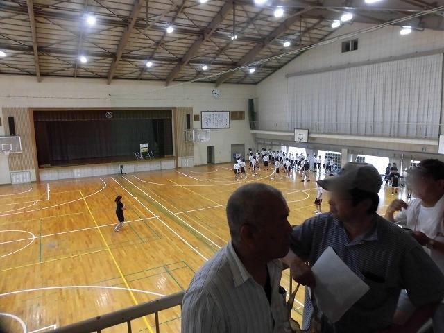 災害時の周辺7町内の避難場所 今年も吉原高校の現場確認会開催_f0141310_07021606.jpg
