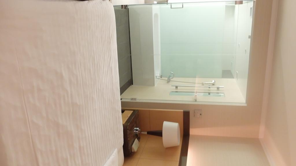 寝心地最高 ホテルニューオータニ 大阪_f0050534_18414920.jpg