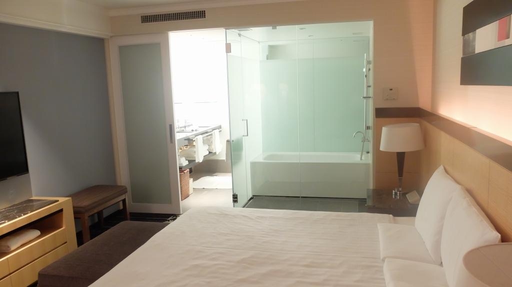 寝心地最高 ホテルニューオータニ 大阪_f0050534_18415012.jpg