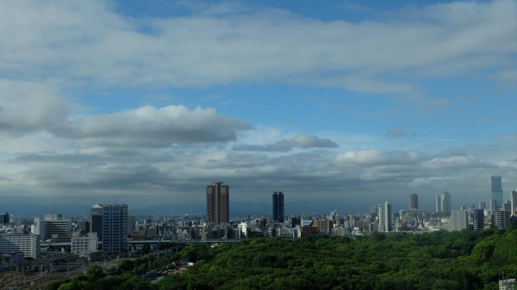 寝心地最高 ホテルニューオータニ 大阪_f0050534_18420145.jpg