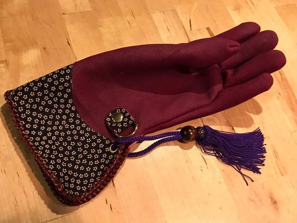 グローブギャラリー-3- 印伝 (glove gallery -3- Inden)_c0132048_14192480.jpg
