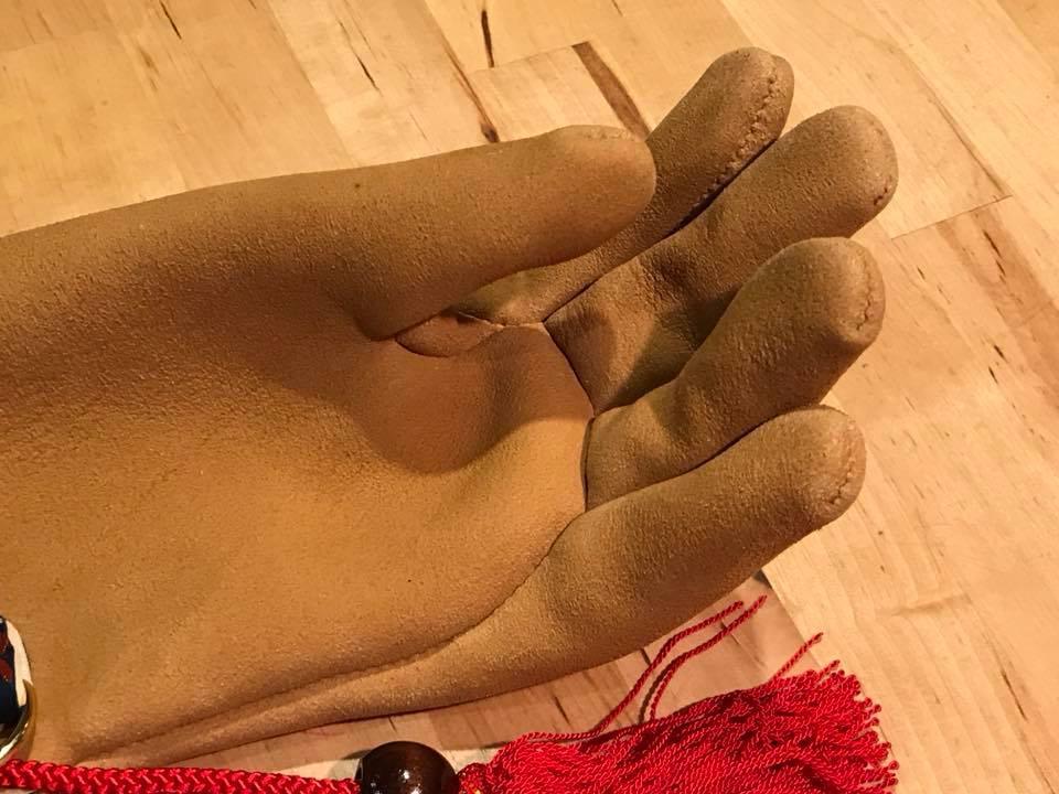 グローブギャラリー-3- 印伝 (glove gallery -3- Inden)_c0132048_14313356.jpg