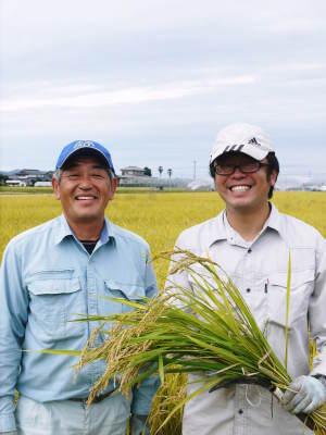 無農薬栽培のひのひかり100%使用の『米粉』大好評販売中!平成30年度の米作り!苗床の様子を現地取材!_a0254656_16501267.jpg