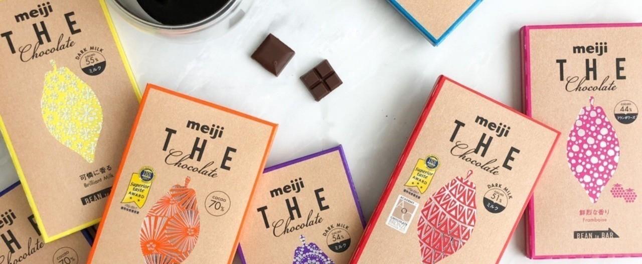株式会社明治「ザ・チョコレート」の企業店舗の広告用にてテーブルコーディネートを起用いただきました。_f0375763_23101962.jpg