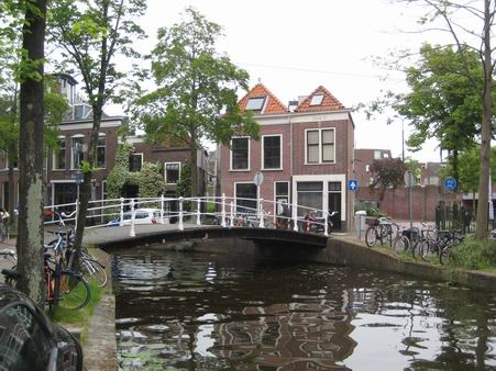 オランダへの小旅行-2 (デルフト)_a0280569_0383398.jpg