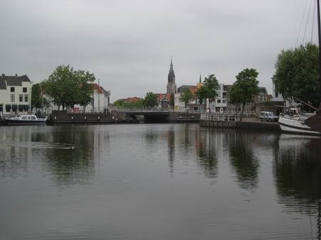 オランダへの小旅行-2 (デルフト)_a0280569_0393173.jpg
