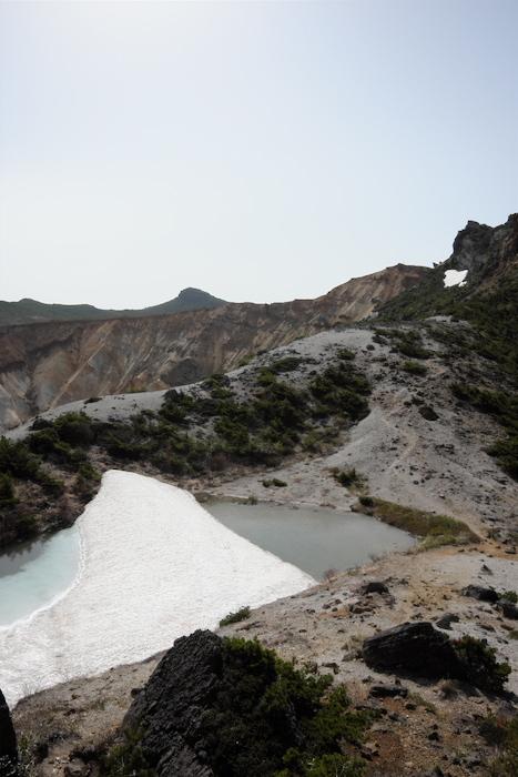 安達太良山 前編 沼尻登山口から_b0339488_21352689.jpg