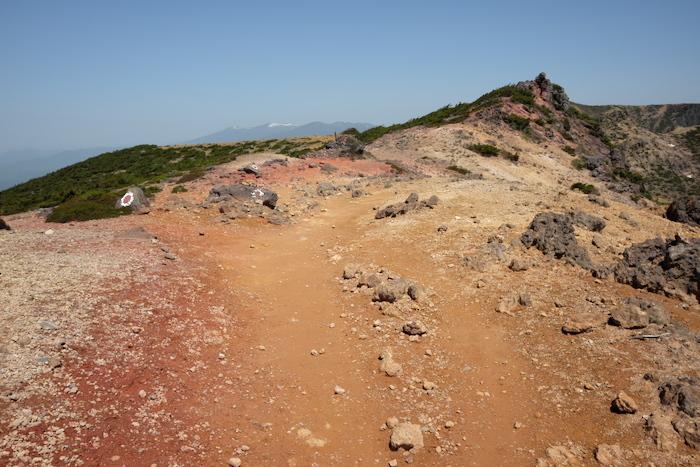 安達太良山 中編 登頂_b0339488_21364947.jpg