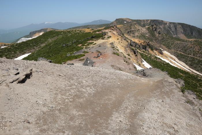 安達太良山 中編 登頂_b0339488_21364953.jpg