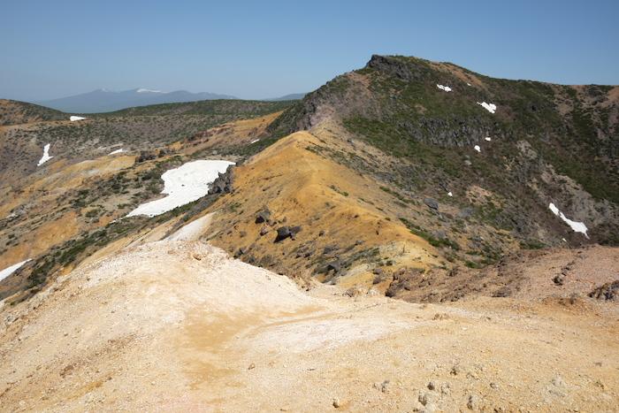 安達太良山 中編 登頂_b0339488_21365059.jpg