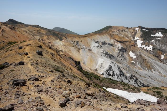 安達太良山 中編 登頂_b0339488_21365944.jpg