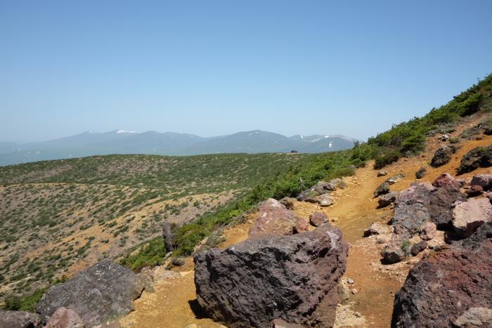 安達太良山 中編 登頂_b0339488_21370068.jpg