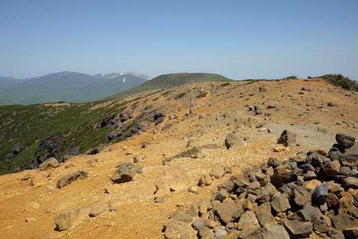 安達太良山 中編 登頂_b0339488_21373064.jpg