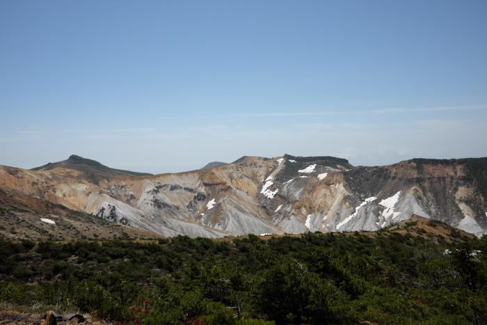 安達太良山 中編 登頂_b0339488_21374037.jpg
