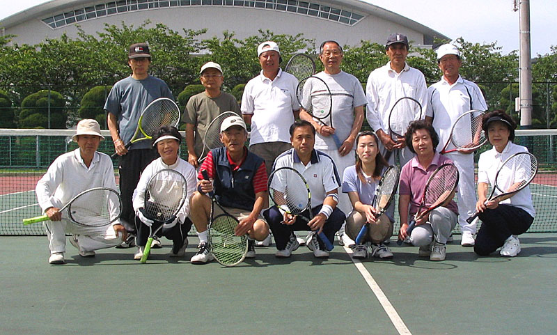 13周年を迎えたシニアテニスクラブ_b0114798_17334570.jpg