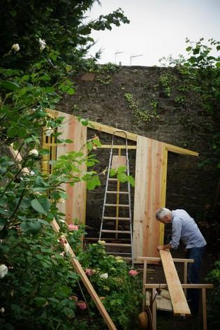 小屋プロジェクト その3     Projet de la cabane III_e0206902_1426212.jpg