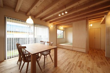 「萩島の家」竣工写真_b0179213_19524600.jpg