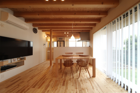 「萩島の家」竣工写真_b0179213_19530559.jpg