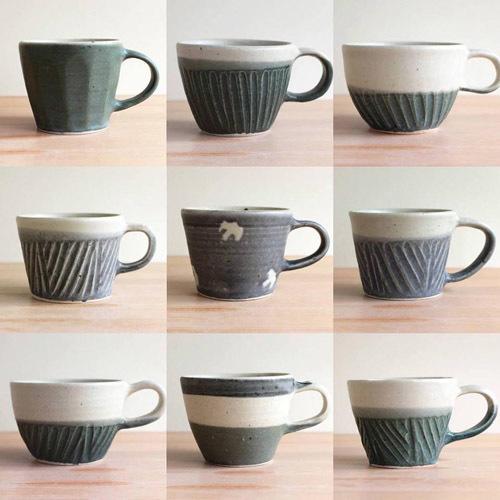 原田晴子さんのマグカップをアップしました!_a0026127_22030212.jpg