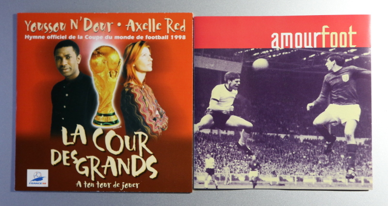 Amourfoot : France 1998 / Japan-Korea 2002 / Russia 2018_d0010432_18524502.jpg