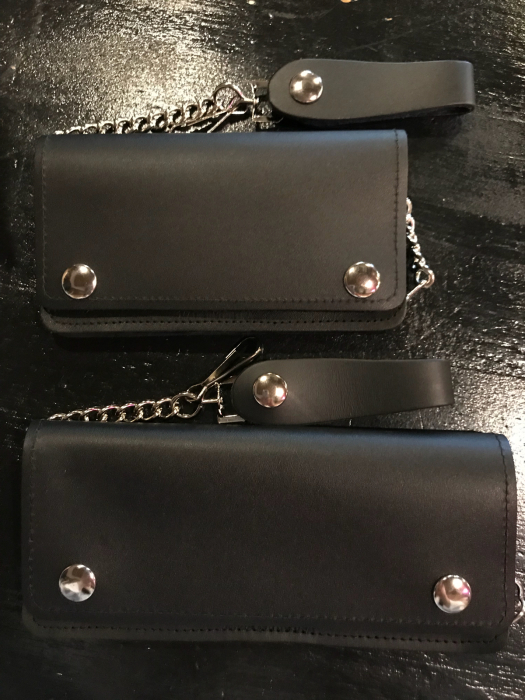 +415 CLOTHING:CLASSIC CHAIN WALLET+_f0194657_18365545.jpg