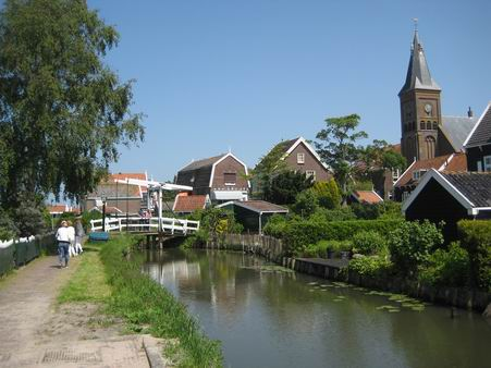 オランダへの小旅行 - 3 (マルケン島)_a0280569_0362150.jpg