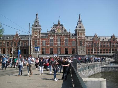 オランダへの小旅行 - 3 (マルケン島)_a0280569_0413290.jpg