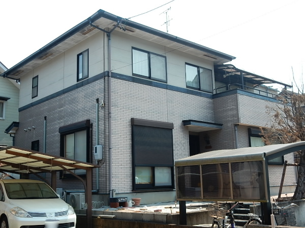 H様邸塗り替え工事_c0184295_18443630.jpg