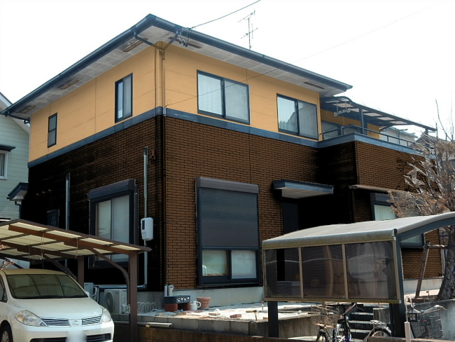 H様邸塗り替え工事_c0184295_18562900.jpg