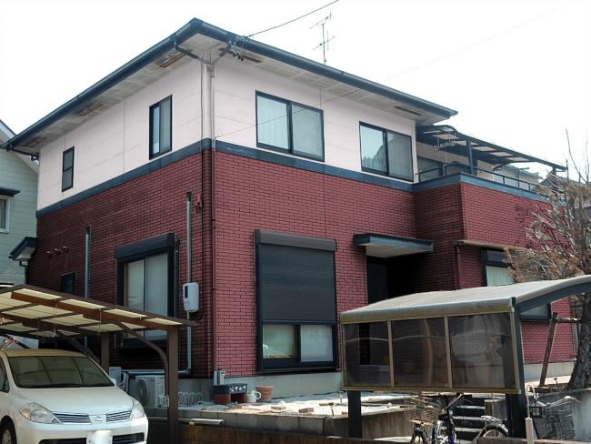 H様邸塗り替え工事_c0184295_18565307.jpg