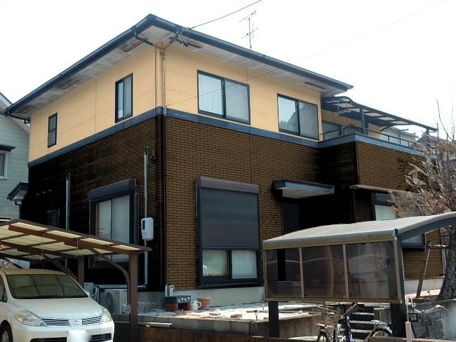 H様邸塗り替え工事_c0184295_18571346.jpg