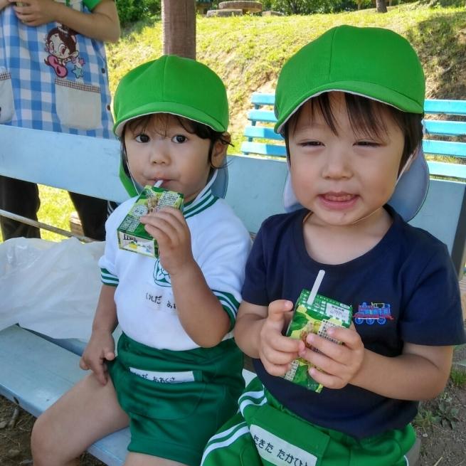 もも組経塚山公園_c0212598_16421231.jpg