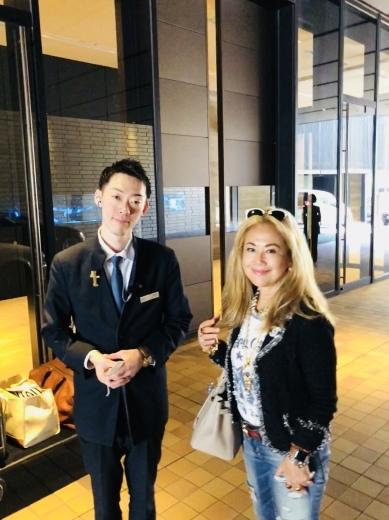 コンラッド大阪、1周年おめでとう!_f0215324_17380711.jpeg
