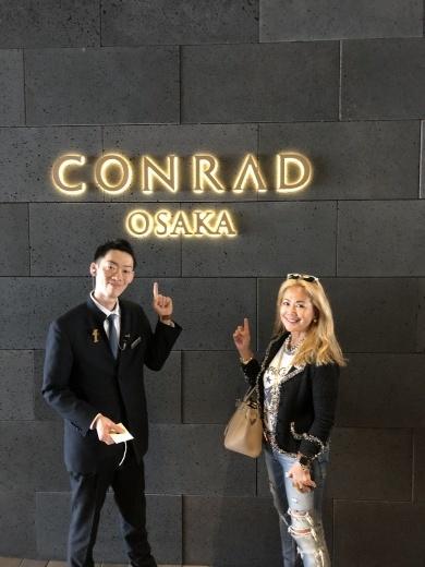 コンラッド大阪、1周年おめでとう!_f0215324_17390808.jpeg