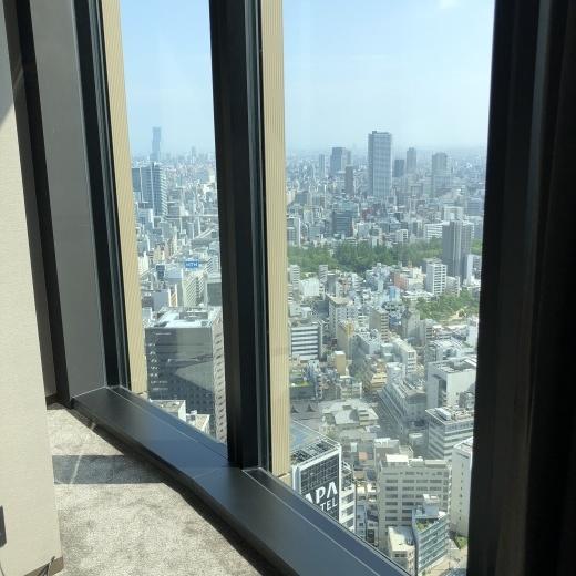 コンラッド大阪、1周年おめでとう!_f0215324_17523838.jpeg