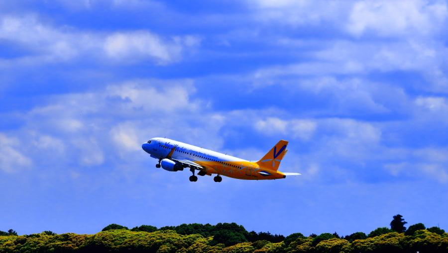 成田空港から観た景観_a0150260_05362968.jpg