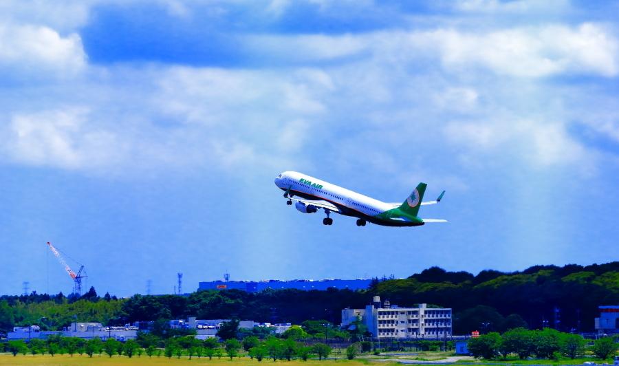 成田空港から観た景観_a0150260_05370495.jpg