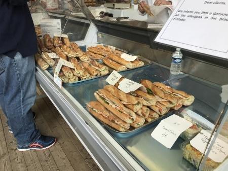 ノートルダム大聖堂前のパン祭り_a0136671_01051594.jpg