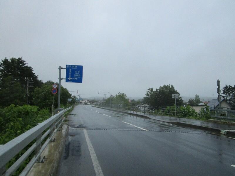 55日目【枝幸−サロマ湖】雨の中、サロマ湖は遠かった。_e0201281_20305957.jpg