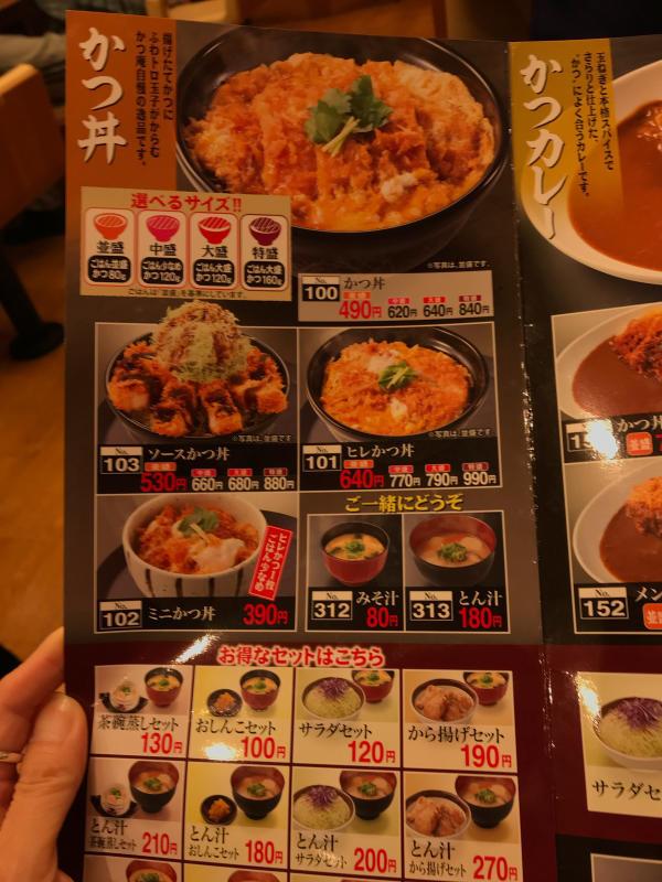 激安かつ丼ととんかつのお店  かつ庵_a0359239_12084379.jpg