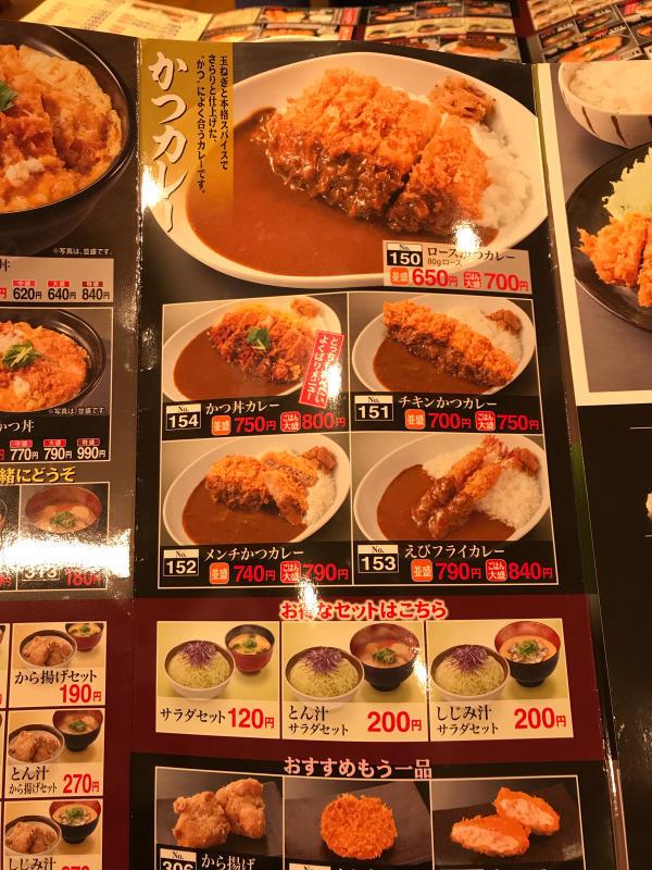 激安かつ丼ととんかつのお店  かつ庵_a0359239_12085054.jpg