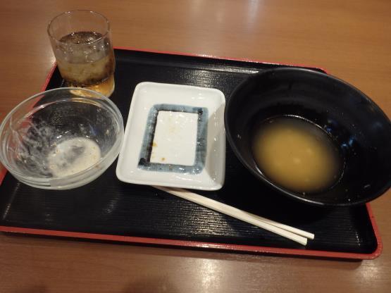 めしや食堂        赤川店_c0118393_12182259.jpg