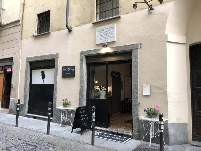 """トリノのシチリア料理レストラン \""""ORTIGIA bistrot オルティージャ ビストロ\""""_b0246303_07121697.jpg"""