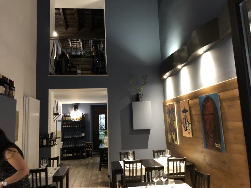 """トリノのシチリア料理レストラン \""""ORTIGIA bistrot オルティージャ ビストロ\""""_b0246303_07130061.jpg"""