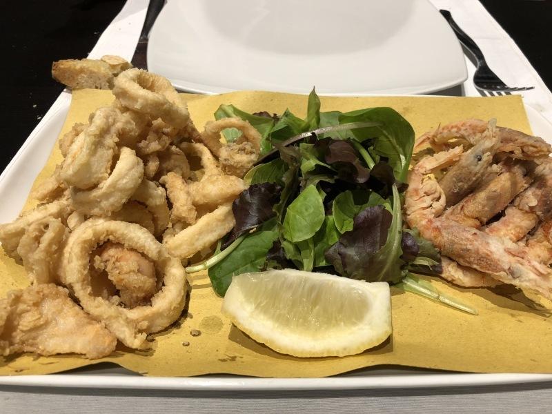"""トリノのシチリア料理レストラン \""""ORTIGIA bistrot オルティージャ ビストロ\""""_b0246303_07133566.jpg"""
